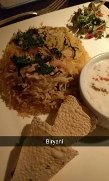 Taj Boston Biryani, one of the best in Boston