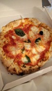 Margherita (best pizza we had!)