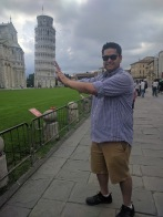 A and Pisa