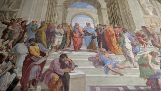 School of Athens, Raphael, Vatican