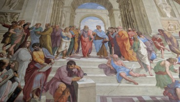 School of Athens, Raphael, Vatican