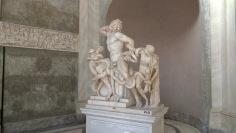 Sculpture at Vatican