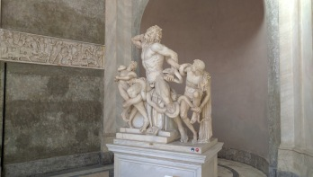Sculpture at Vatican