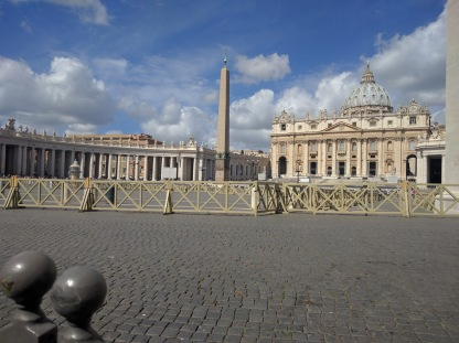 St Peter's Square