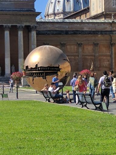 Vaticn modern art