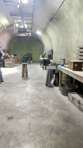 WWII bunker