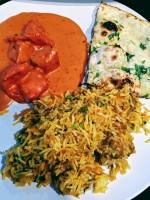 Indian Food at Akash