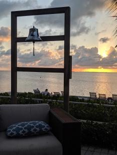 Sunset at Playa Largo