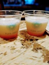 Pineapple Shots