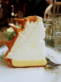 Key Lime Pie at Blue Heaven