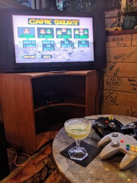 Gin & VIdeo Games