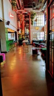 The Curtain Hotel Bar
